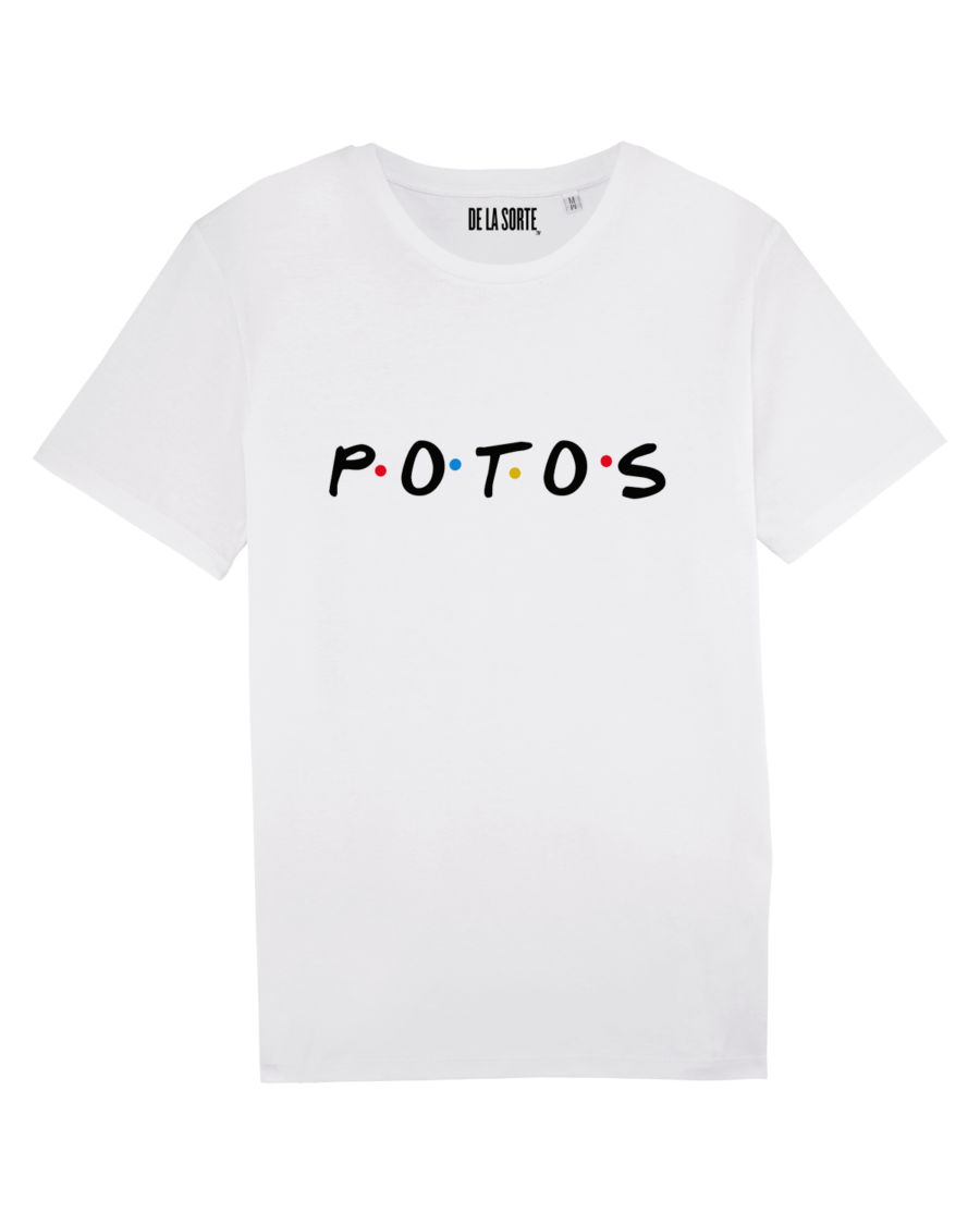 potos friends T-shirt
