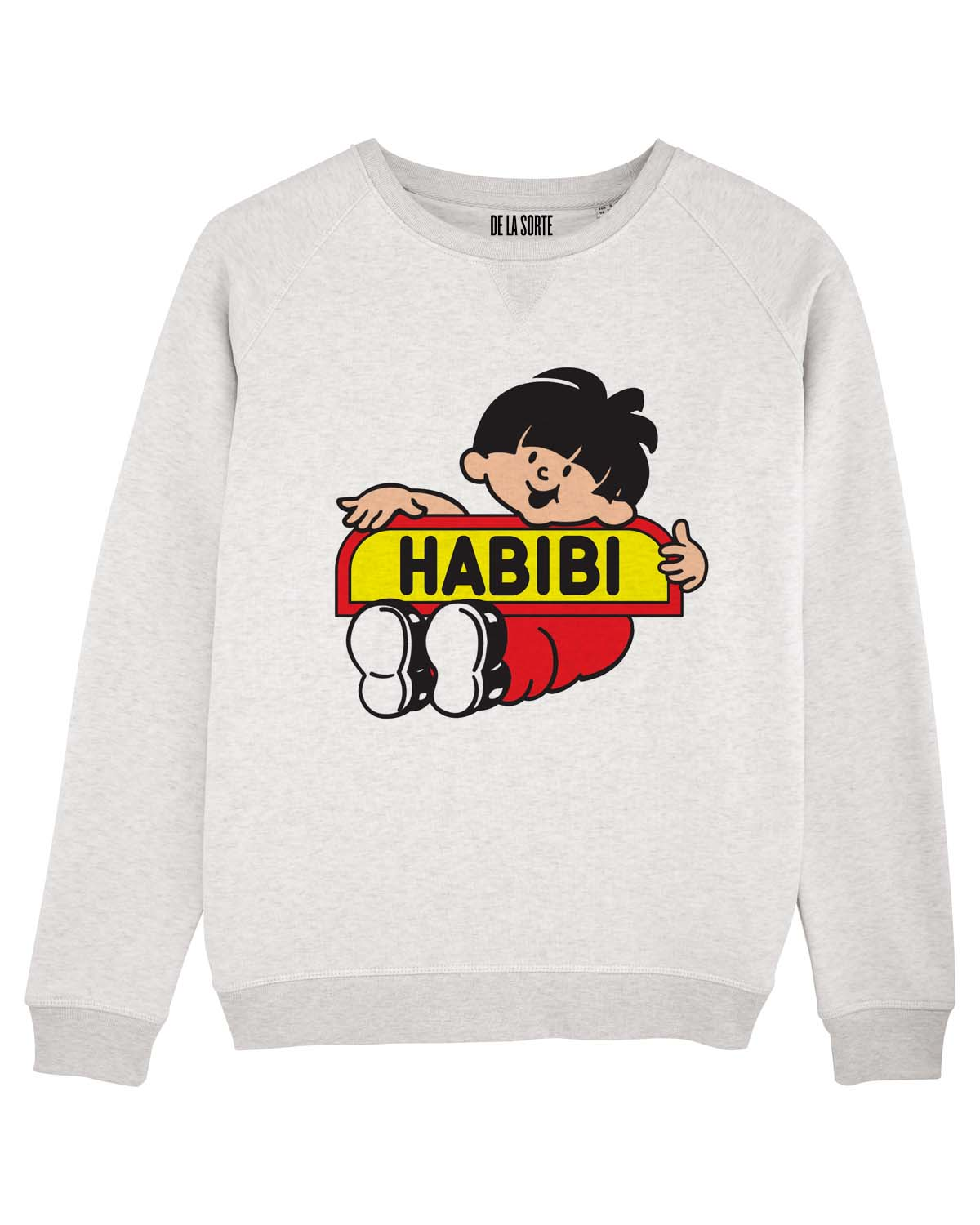 sweat habibi Delasorte