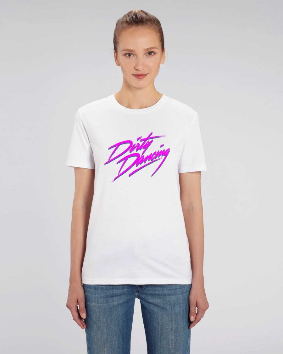 Dirty-dancing tshirt studio_Creator_White_Studio_Front_Mai